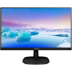 Monitor Philips 243V7QDAB/00 24', panel-IPS; HDMI, DVI, D-Sub; speakers