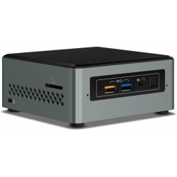 Intel NUC Kit 6CAYS Celeron/Win10/2GB/32GB BOXNUC6CAYSAJ