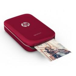 HP Sprocket Photo Printer červená Z3Z93A#BHN