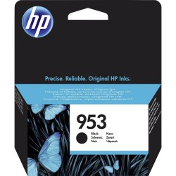 HP originál ink L0S58AE, black, 1000str., 23,5ml, No.953, HP OJ Pro 8218,8710,8720,8740