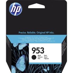 HP originál ink L0S58AE, black, 1000str., 23,5ml, No.953, HP OJ Pro 8218,8710,8720,8740