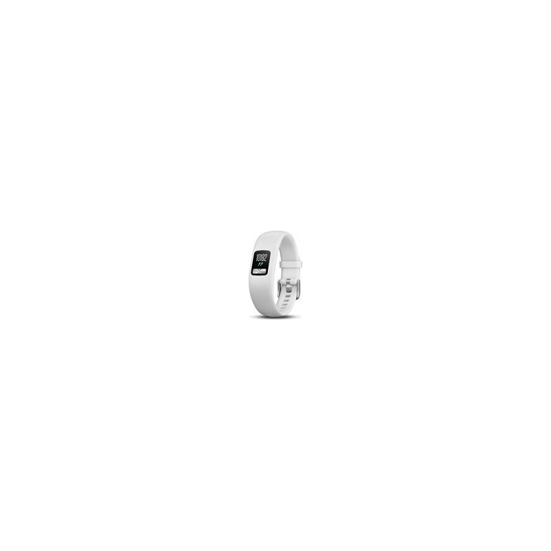 Garmin Vivofit 4, White - (Strap Medium) 010-01847-11