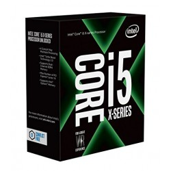 Intel Core i5-7640X, Quad Core, 4.00GHz, 6MB, LGA2066, 14nm, 112W, TRAY CM8067702868730