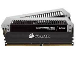 Corsair Dominator Platinum Series 8GB (2 x 4GB) DDR4 3600MHz C18 CMD8GX4M2B3600C18