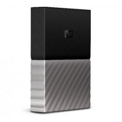 External HDD WD My Passport Ultra 2,5' 3TB Gold Worldiwde WDBFKT0030BGD-WESN