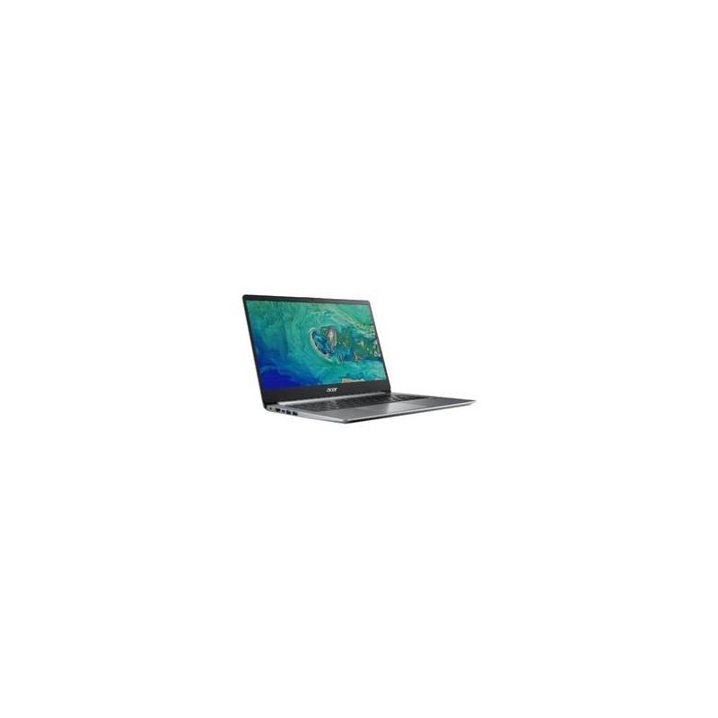 """ACER Swift 1 SF114-32-P80D Pentium-N5000(2.70GHz) 4GB 128GB SSD 14"""" FHD matný integr.graf. strieborný Win10 NX.GXUEC.001"""