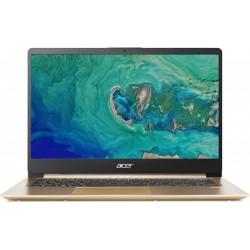 "ACER Swift 1 SF114-32-P13K Pentium-N5000(2.70GHz) 4GB 128GB SSD 14"" FHD matný integr.graf. Win10 zlatý NX.GXREC.001"