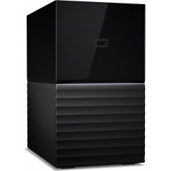 Western Digital My Book Duo 3.5'externý HDD 12TB, USB 3.0 WDBFBE0120JBK-EESN