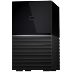 WD My Book Duo 3.5'externý HDD 4TB, USB 3.0 WDBFBE0040JBK-EESN