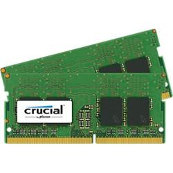 Crucial 2x8GB DDR4 SODIMM 2400MHz CL17 1.2V CT2K8G4SFS824A