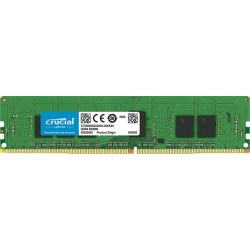 Crucial 4GB 2666MHz DDR4 CL17 SR x8 ECC Registered DIMM 288pin CT4G4RFS8266