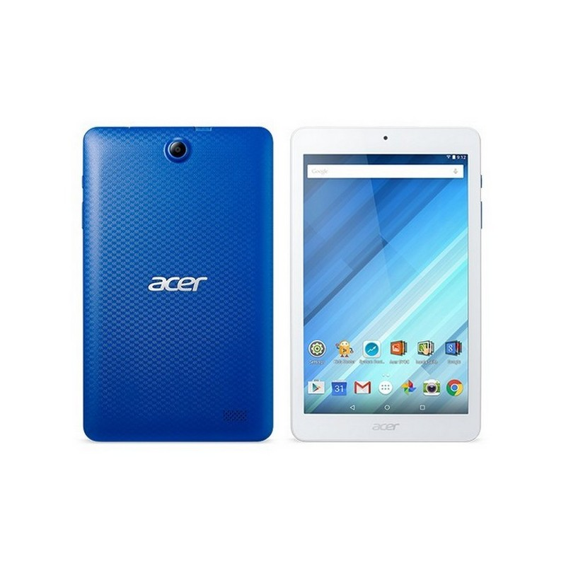 "Acer Iconia One 8 (B1-870-K6VH) MTK MT8167B quad-core Cortex A53 8"" HD 1GB 16GB Android 7.0 NT.LEUEE.002"