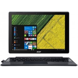 """Acer Switch One 10 (SW512-52P-7865) Core i7-7500U 8GB 512GB SSD 12"""" QHD IPS Multi-touch LCD HD Graphics W10 Pro NT.LDTEC.002"""