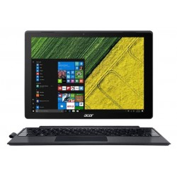 "Acer Switch One 10 (SW512-52-543B) Core i5-7200U 8GB 256GB 12"" QHD IPS LCD HD Graphics W10 Home NT.LDSEC.001"