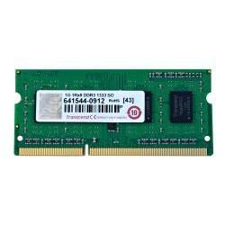 Transcend 2GB 1066MHz DDR3 CL7 SODIMM TS256MSK64V1N