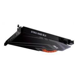 Asus STRIX RAID DLX PCI Express 7.1-channel gaming audio card, +WoW promo code STRIX_RAID_DLX