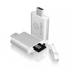 Icy Box External card reader MicroSD/SDHC with USB 3.0 Type-C IB-CR100