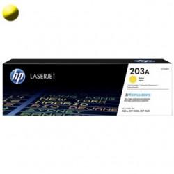 HP Toner  CF542A 203A yellow