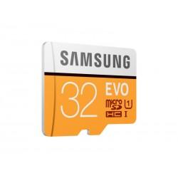 Memory card Samsung Evo microSDHC 32GB CL10 MB-MP32GA/EU