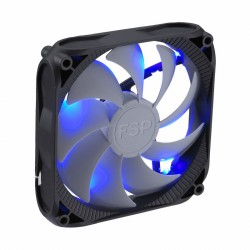 Fortron cooler fan CF12F11 LED, 12 cm POF0000007