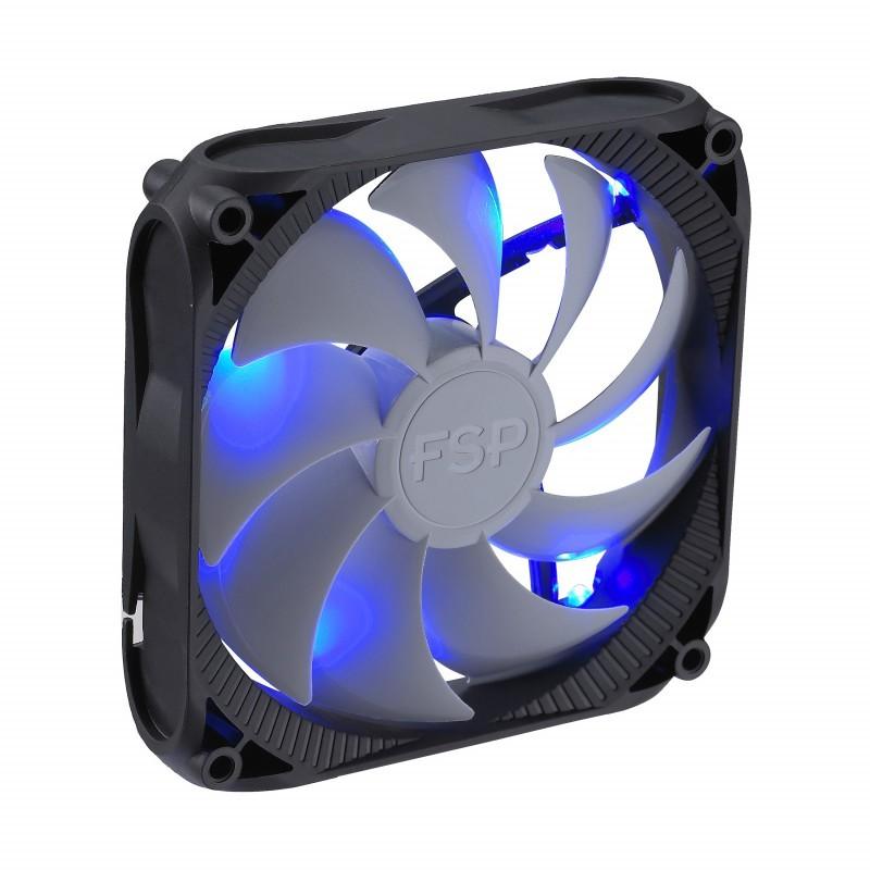 Fortron cooler fan CF12F11 LED, 12 cm POF0000007