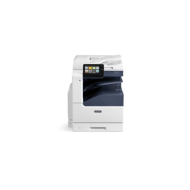 Xerox VersaLink C7020/C7025/C7030 A3 20/25/30ppm Duplex Copy/print/Scan PCL5c/6 DADF 3 Trays Total 1140 Sheets, Stand C7001V_S