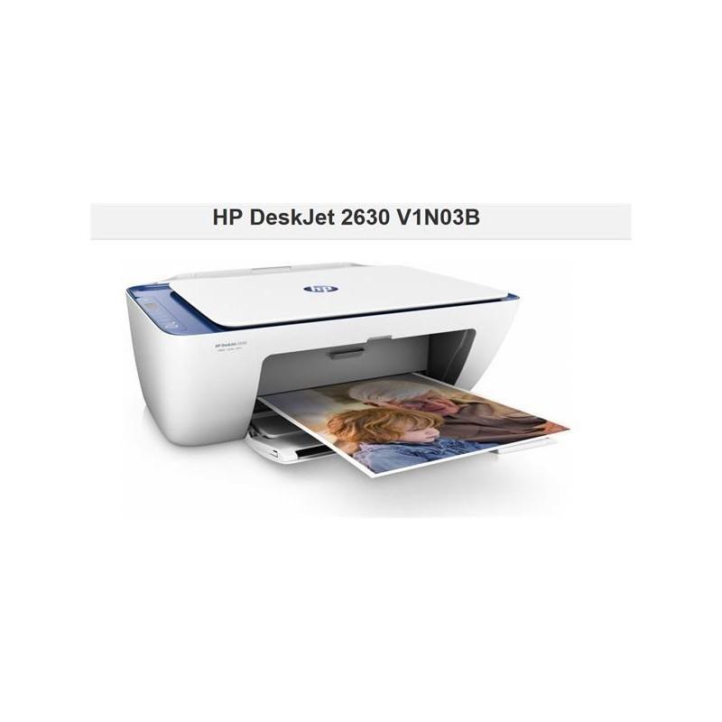 HP DeskJet 2630 All-in-One PrinterPrint, Scan & Copy V1N03B#BHE 190780931820