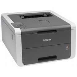 BROTHER HL-3140CW, Localised 36 ppm 1200x1200 128 MB (up to 384 MB) Scanner 1200x1200 FPOT in less than 8.5 sec HL3140CWYJ1