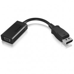ICY BOX - Displayport to VGA Adapter FullHD IB-AC515