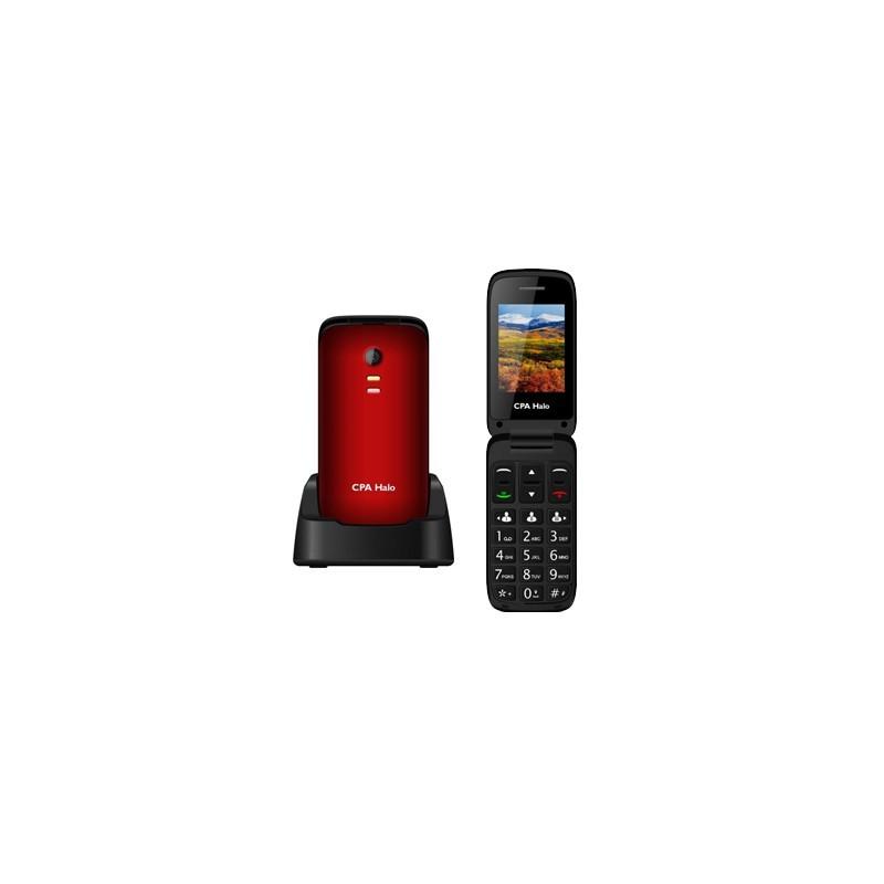 MYPHONE HALO13 Telefón pre seniorov červený TELMY1013RE