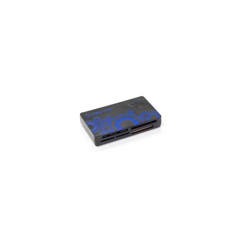 MANTA Čítačka pamäťových kariet 10v1 USB MCR003