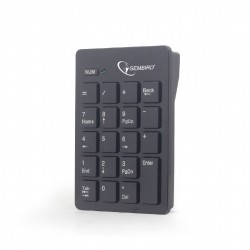 GEMBIRD Wireless Numpad KPD-W-01