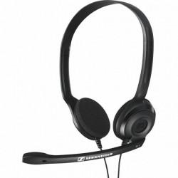 SENNHEISER slúchadlá PC 3 CHAT black 504195