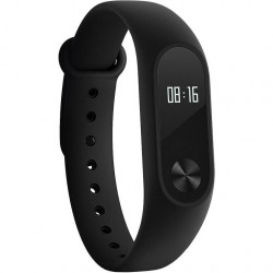 XIAOMI MiBand 2 fitness náramok black AMI157