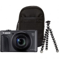 CANON PowerShot SX730 HS čierny Travel Kit 1791C016