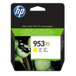 HP F6U18AE 953XL High Yield Yellow Original Ink Cartridge