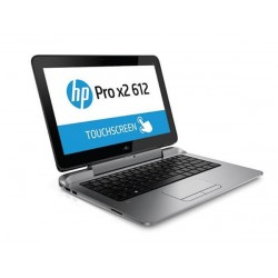 HP Pro x2 612 G1, i3-4012Y, 12.5, HD Touch, 4GB, 128GB SSD, a/b/g/n, BT, FpR, Backlit kbd, W8.1Pro F1P90EA#BCM