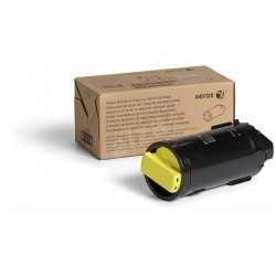 Genuine Xerox Yellow Extra High Capacity Toner Cartridge For The VersaLink C500/C505 (9,000 PAGES) 106R03886