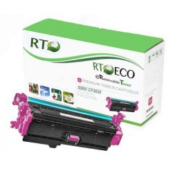TONER Ecodata HP CF363X HP508X Magenta (purpurový) na 9500 strán ECO-CF363X
