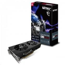 Sapphire NITRO+ Radeon RX 580 8GB/256-bit GDDR5 DUAL HDMI/ DVI-D/ DUAL DP OC W/BP 11265-01-20G