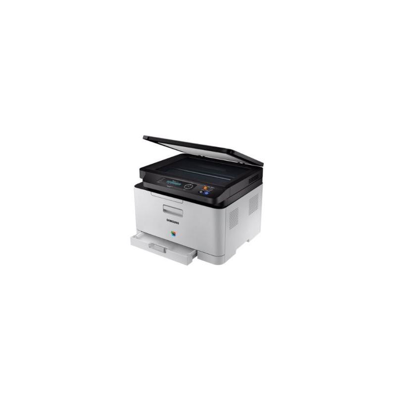 Samsung Xpress SL-C480W Laser MFP Prntr SS257C#EEE