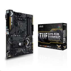 ASUS TUF X470-PLUS GAMING soc.AM4 X470 90MB0XL0-M0EAY0