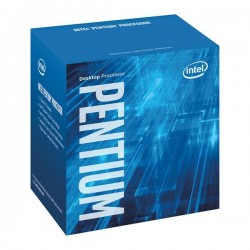 Intel® Pentium®, G5600-3,9GHz,4MB,LGA1151, BOX, UHD Graphics 630 BX80684G5600SR3YB