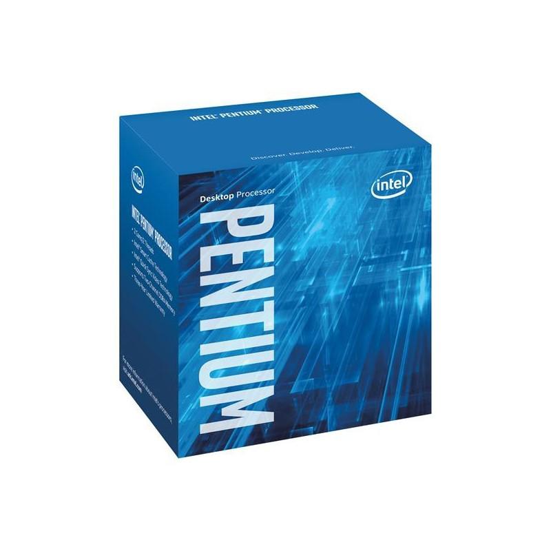 Intel® Pentium®, G5600-3,9GHz,4MB,LGA1151, BOX, UHD Graphics 630 BX80684G5600SR3YB