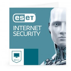 OEM ESET Internet Security pre 1PC / 1 rok - AKCIA LENOVO I-SEC-1PC-1Y-OEM-2018
