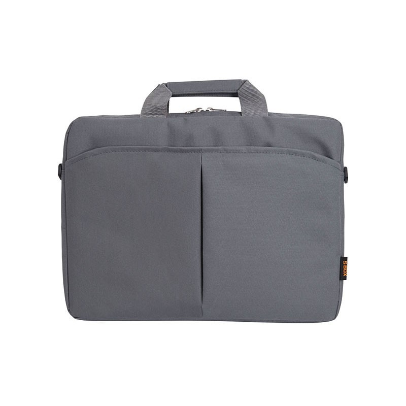 "SBOX Taška pre notebook 15,6"" BROADWAY Silver NLS-6483S"
