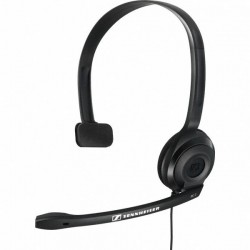 SENNHEISER slúchadlá PC 2 CHAT black 504194