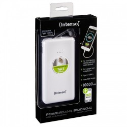 INTENSO SLIM Powerbanka 10000 mAh white 7332632