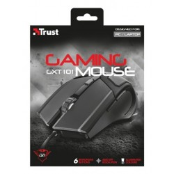 TRUST GXT101 GAMING MOUSE 21683