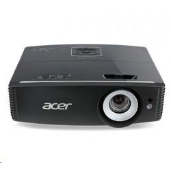 ACER Projektor P6200S XGA 1024x768 5000 ANSI 20 000:1 HDMI RJ45 3000h MR.JMB11.001